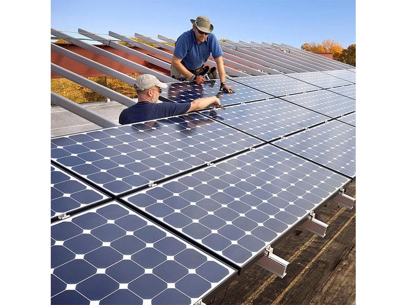 澳大利亚太阳能板安装