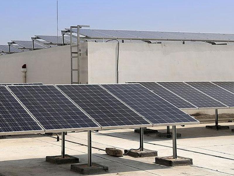 河南太阳能板集成项目