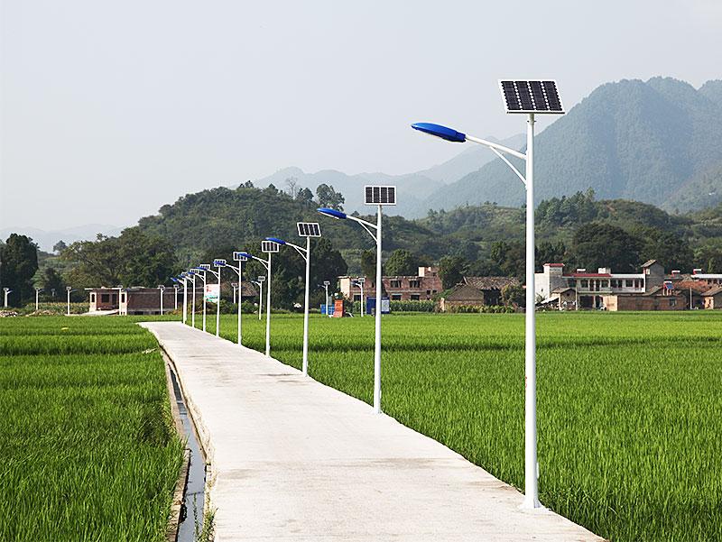 云南太阳能路灯建设项目