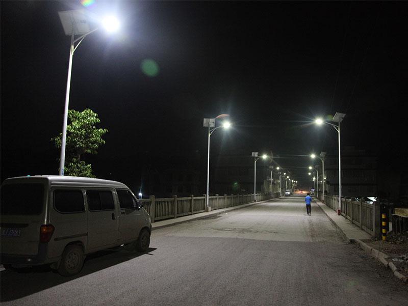 河北太阳能路灯项目