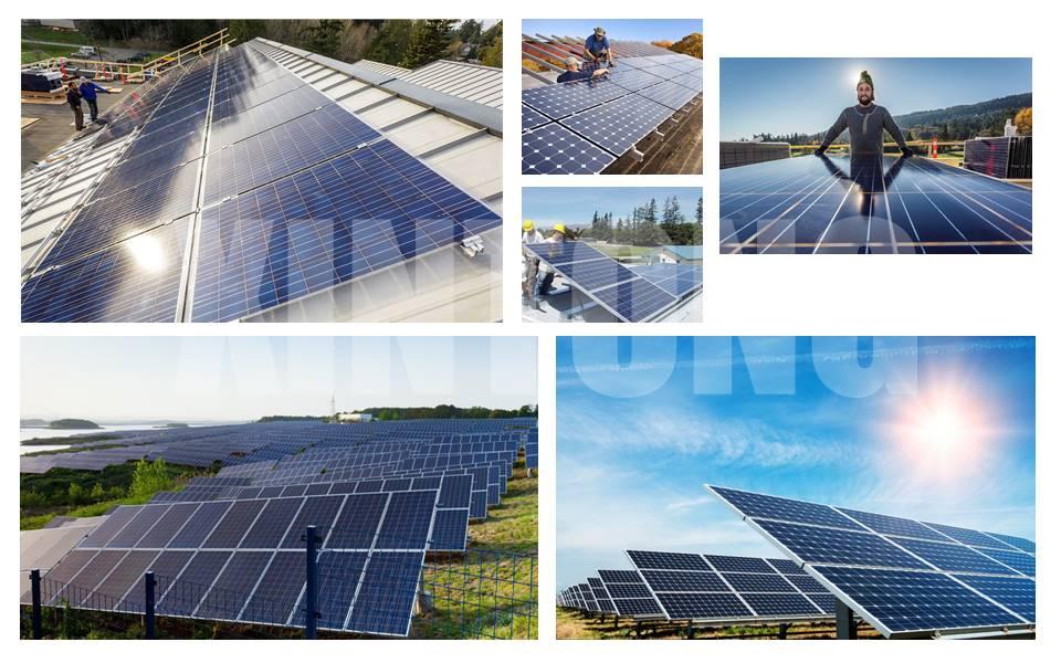 太阳能板解决方案